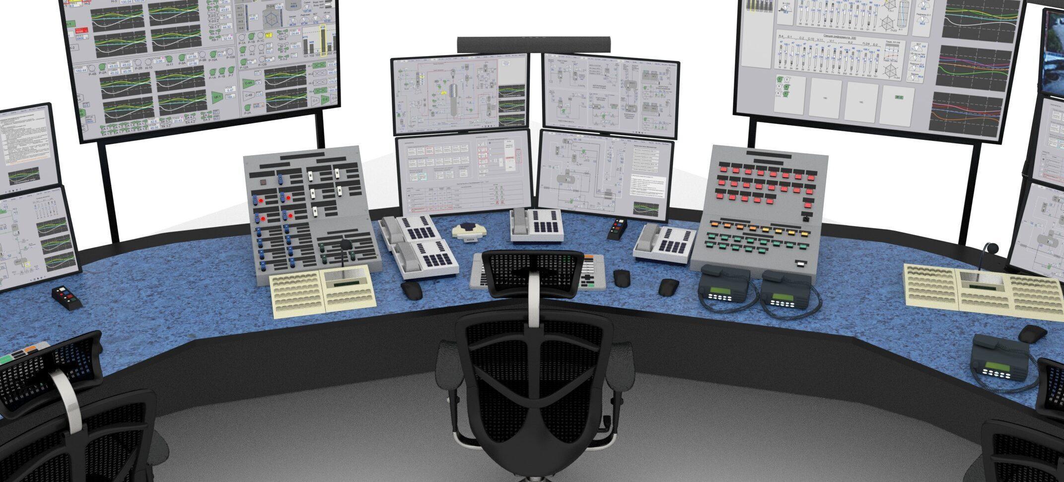 Проектирование рабочих мест в соответствии с ГОСТ, СанПиН и СНиП